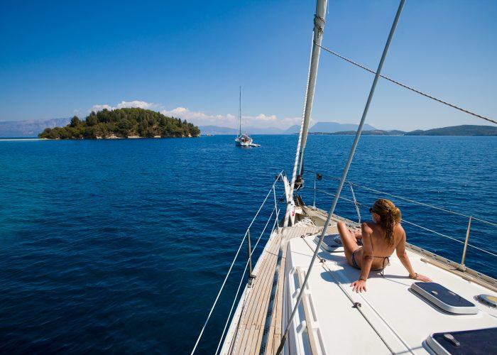 Croacia barcos cruceros