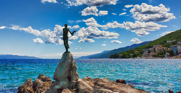 Maravillas de Croacia y Eslovenia